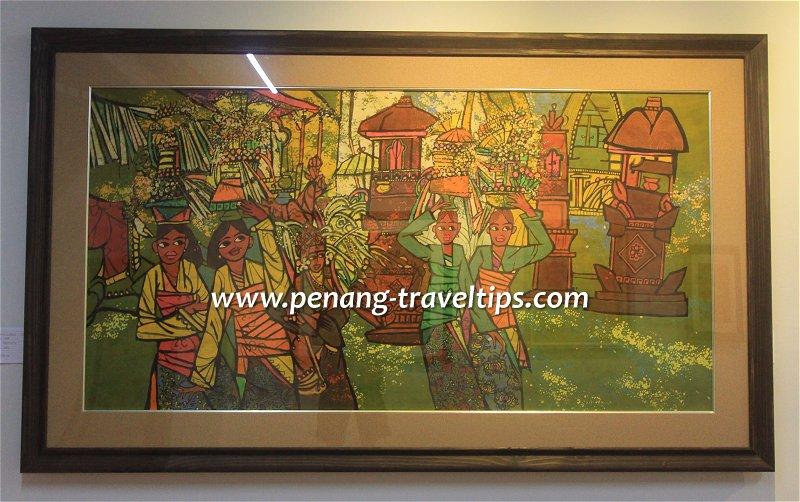 Bali Festivity