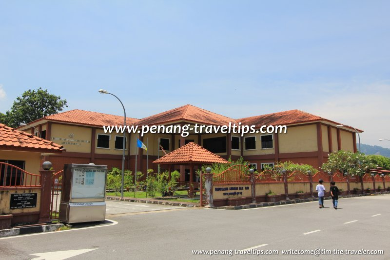 Balik Pulau Branch Library