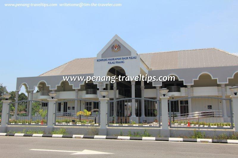 Balik Pulau Courthouse