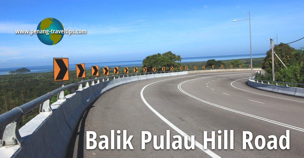 Balik Pulau Hill Road