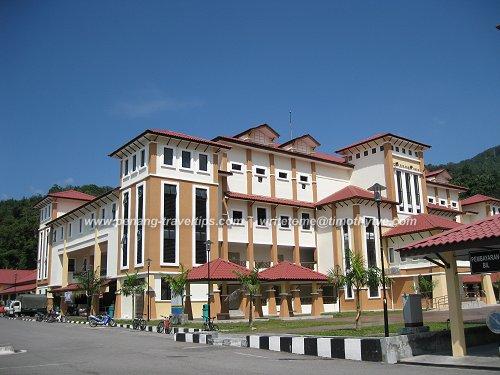 Balik Pulau Market