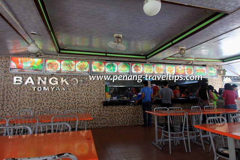 Bangkok Tomyam interior