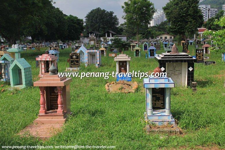Batu Lanchang Hindu Cemetery