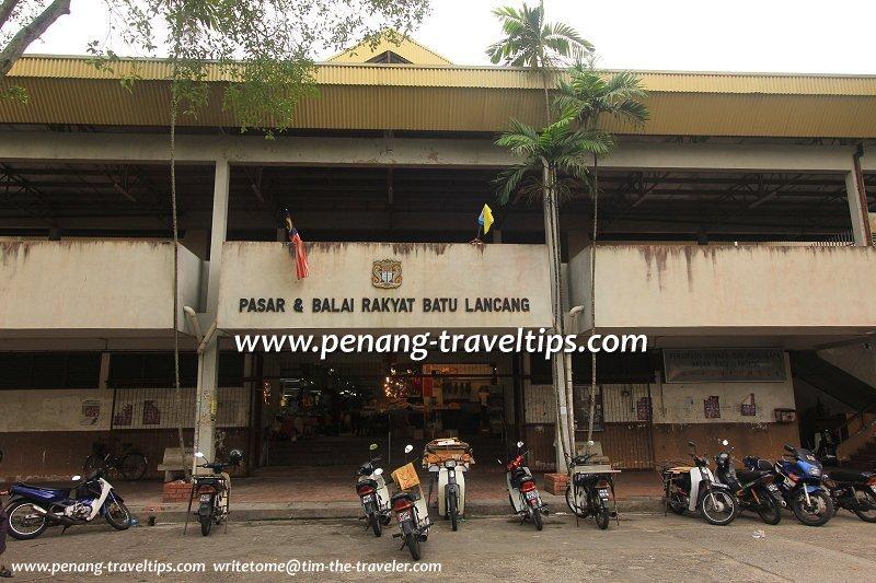 Batu Lanchang Market