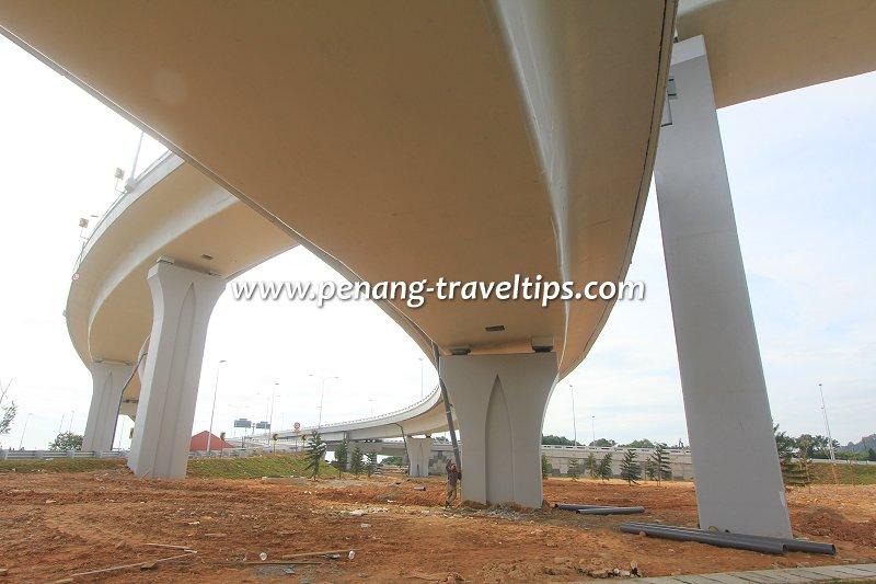 Batu Maung Interchange, 2nd Penang Bridge