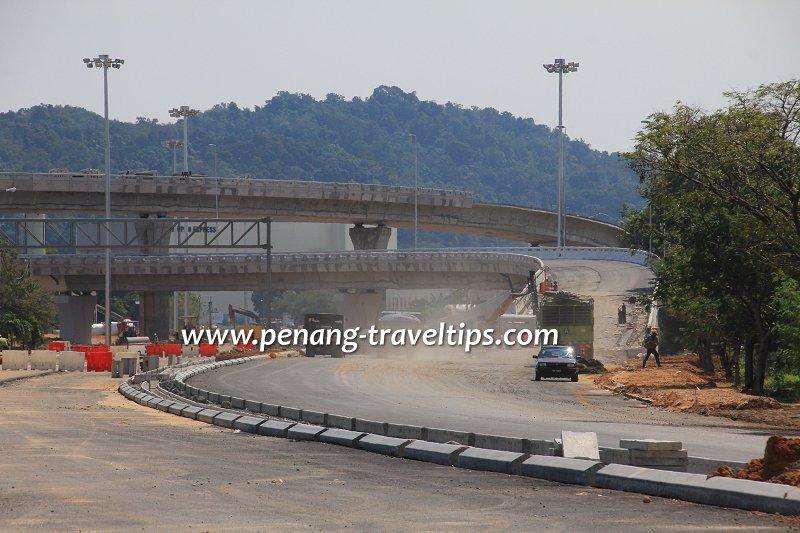 Batu Maung Interchange