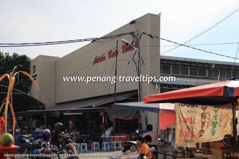 Batu Maung Market