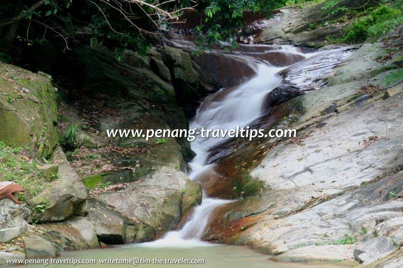 Bayan Lepas Waterfall