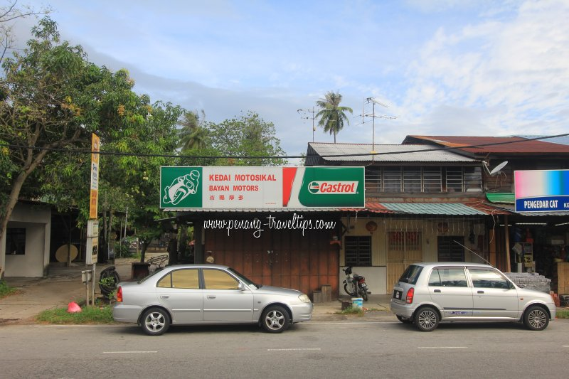 Kedai Motosikal Bayan Motors