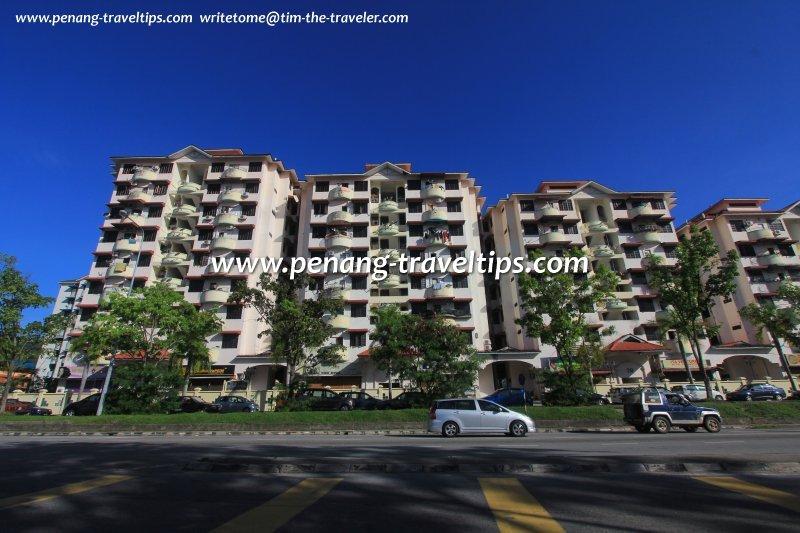 Bayan Permai Apartment, Bayan Lepas, Penang