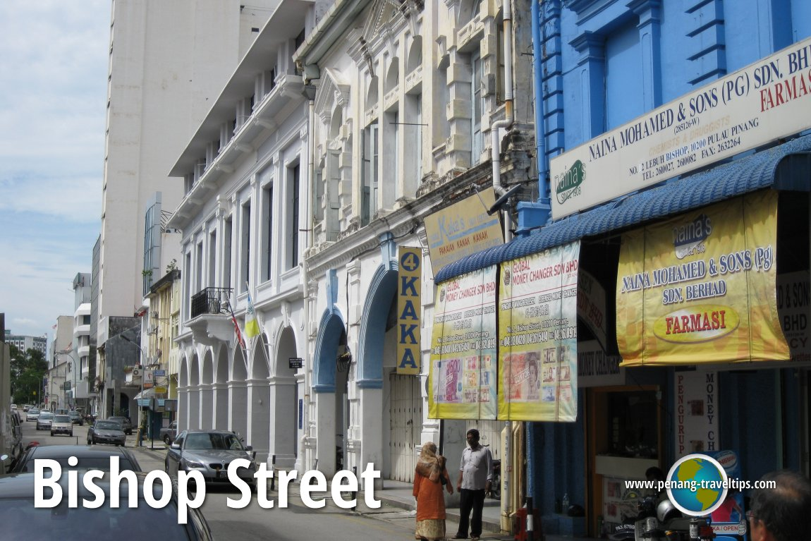 Bishop Street Lebuh George Town Penang Buy 1 Get 5 Dress Light Flower Delta Shop Tanah Abang 1ro102063 View