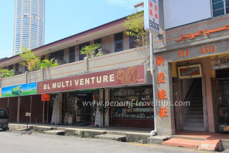 BL Multi Venture, Rope Walk
