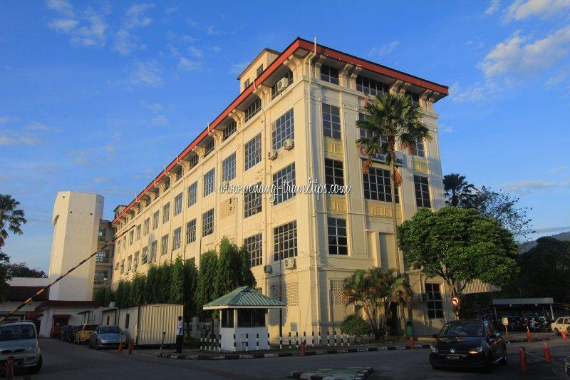 Block A, Penang General Hospital