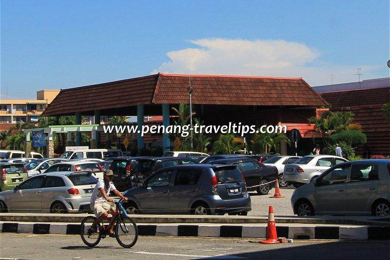 Block B, Penang Hospital