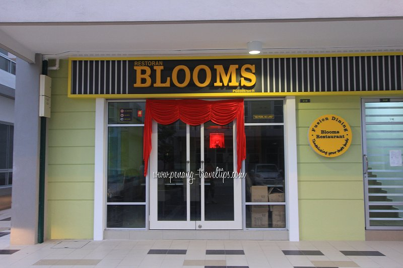 Blooms Restaurant