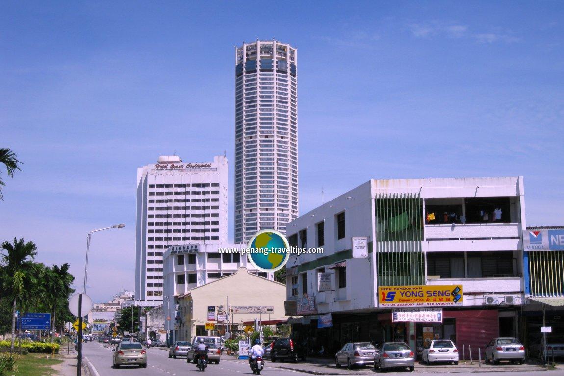 Brick Kiln Road, Penang