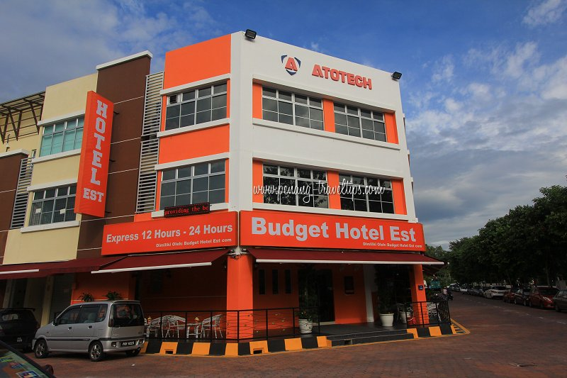 Budget Hotel EST