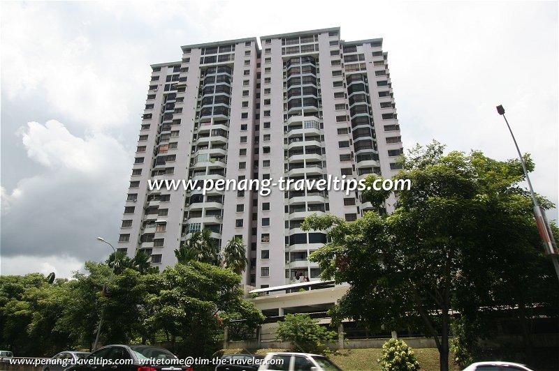 Bukit Dumbar Permai Apartment