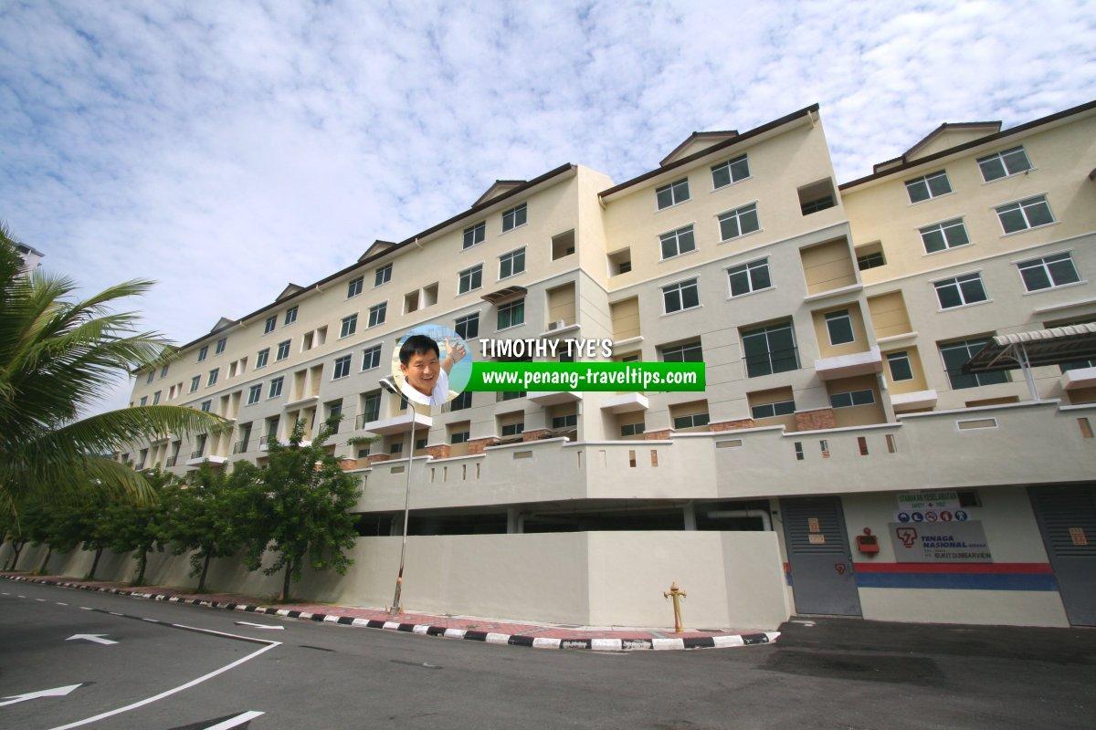 Bukit Dumbar Villa