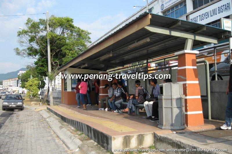 Bukit Jambul Bus Hub