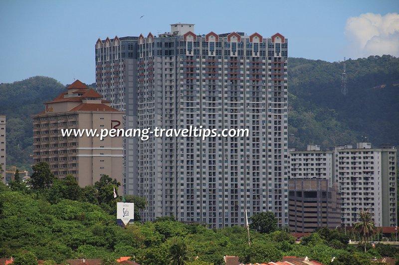 Bukit Jambul Court, Penang
