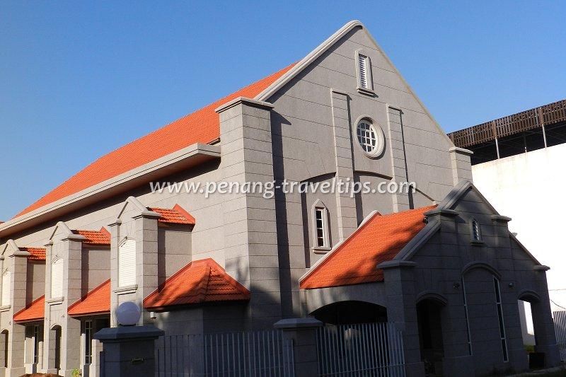 Burmah Road Gospel Hall, George Town, Penang
