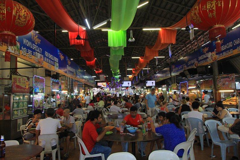 Hawker centres in Penang