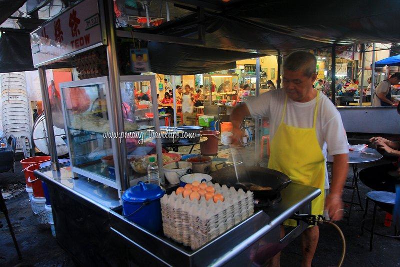 Char Koay Teow, Kedai Makanan Seong Huat, Jelutong