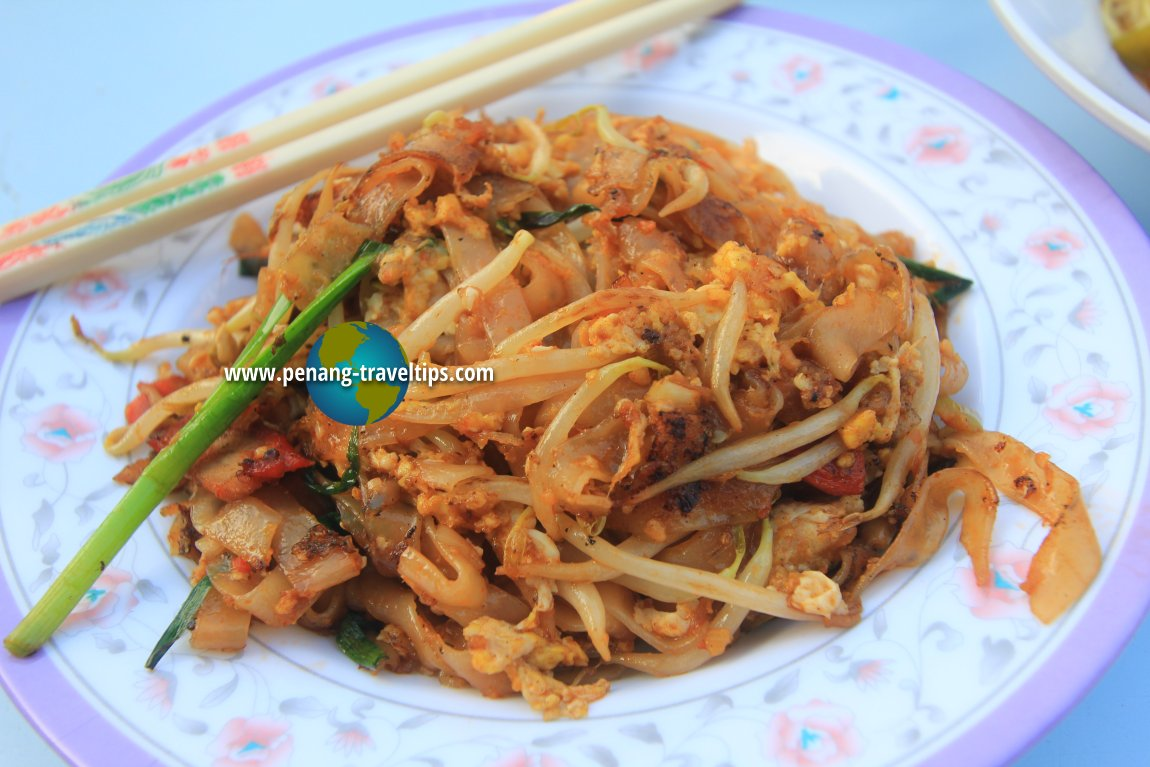 Cheapside char koay teow