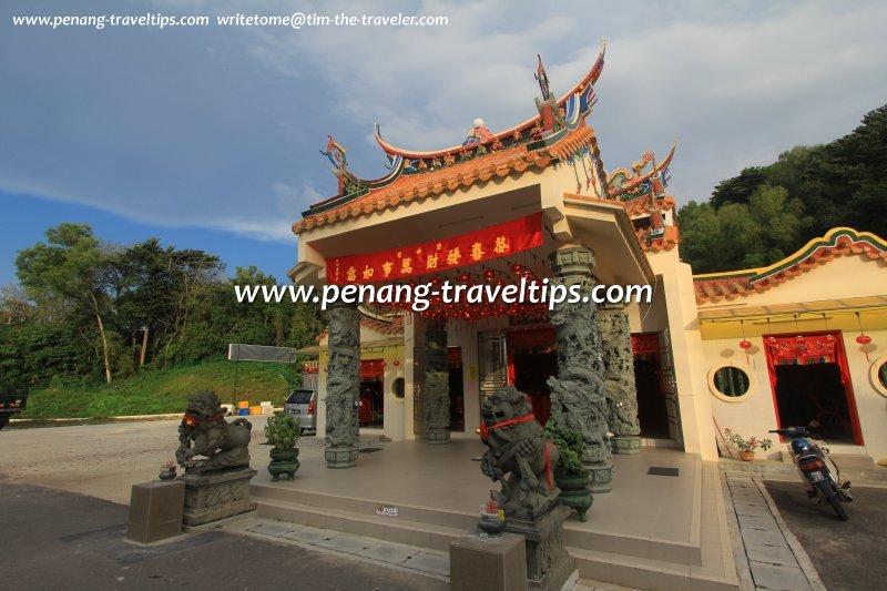 Cheng Chooi Keong Temple, Teluk Tempoyak, Batu Maung