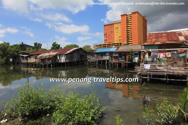 Cheoh Thau Kong Jetties