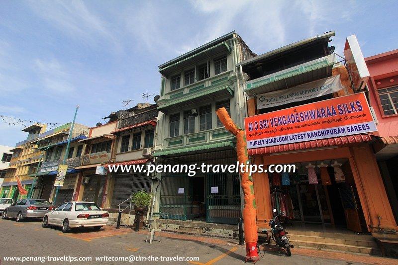 Chettiar Kattangi, George Town, Penang