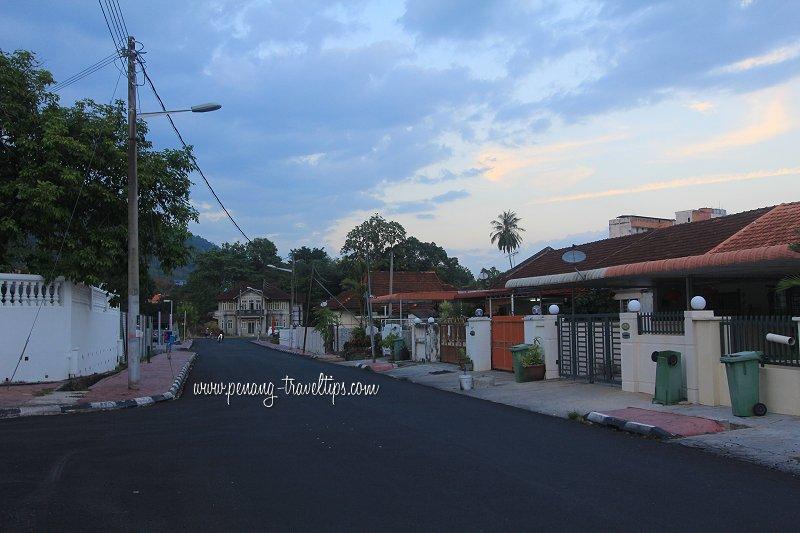 Chor Sin Kheng Road