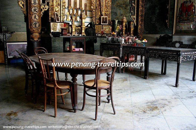 Chung Keng Kwee Ancestral Temple