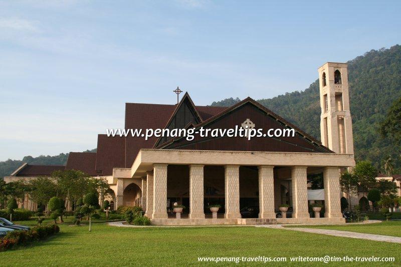 Church of St. Anne, Bukit Mertajam