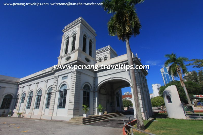 Church of the Assumption, Farquhar Street, Penang