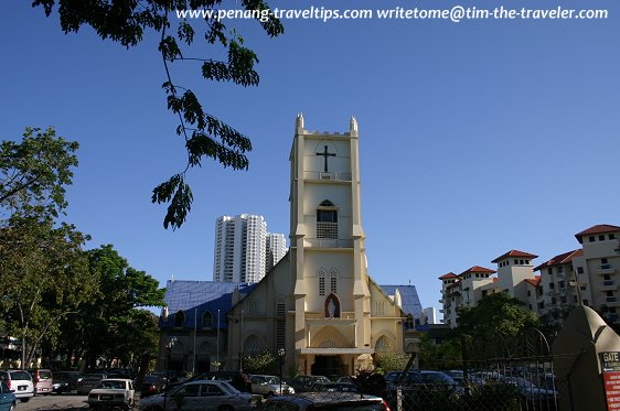 Church of the Immaculate Conception, Pulau Tikus, Penang