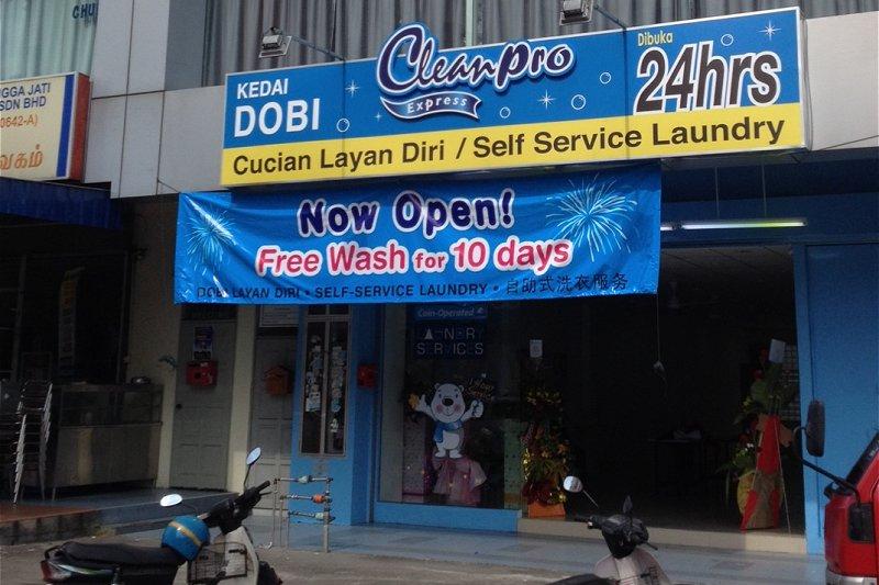 Cleanpro Express, Farlim, Penang