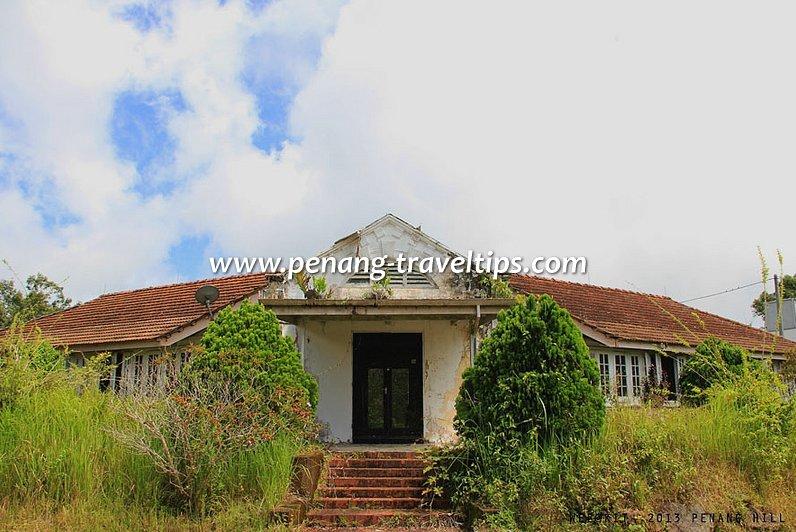 Convalescent Bungalow, Penang Hill