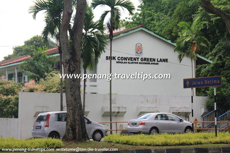 Convent Green Lane, Penang