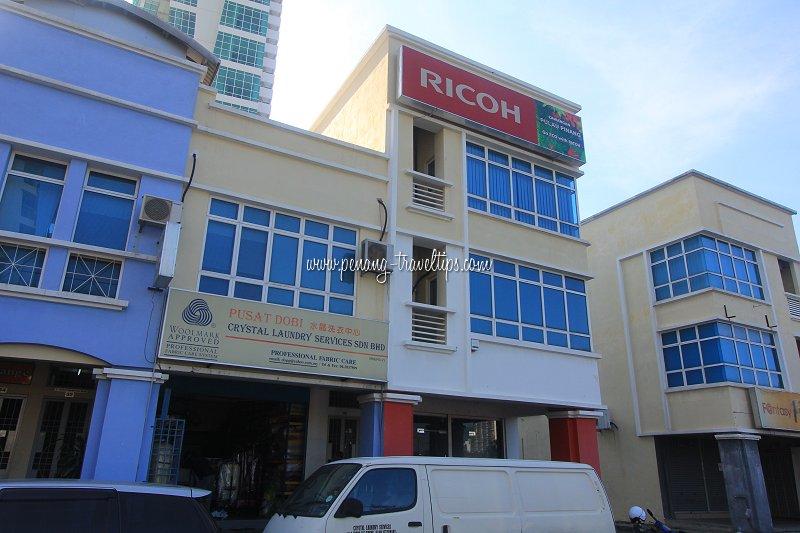 Crystal Laundry Services, Bandar Sri Pinang