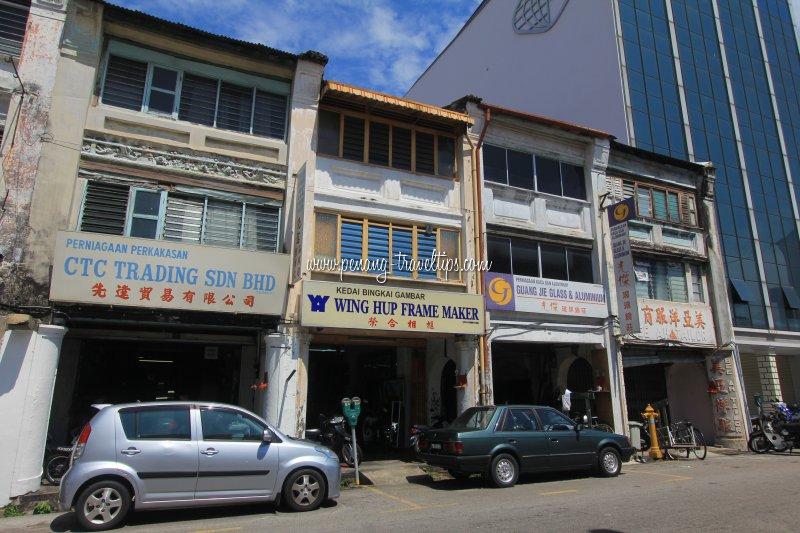 CTC Trading, Chulia Street