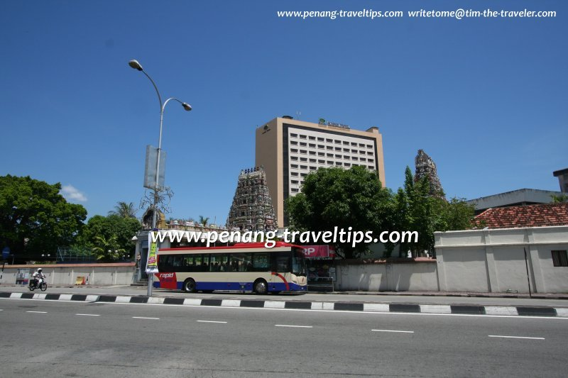 Dato Kramat Road near Komtar