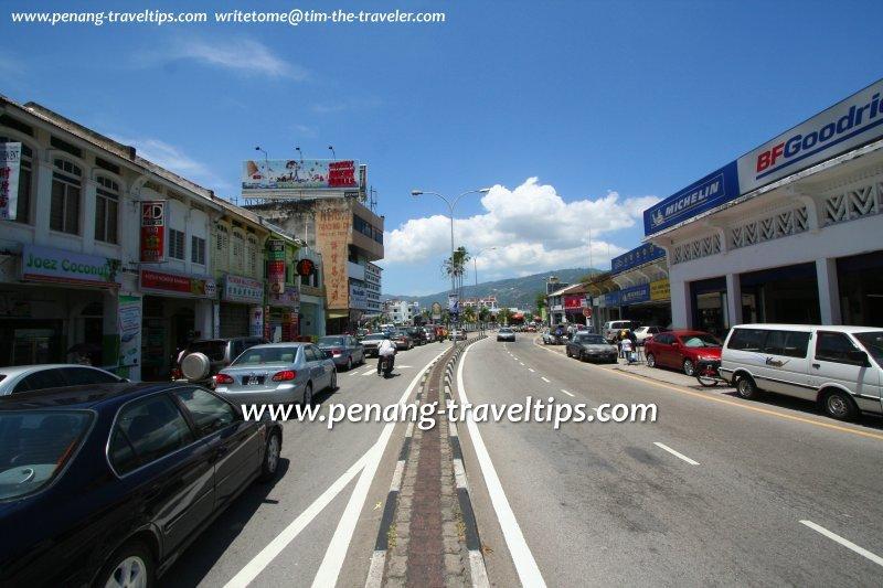 Dato Kramat Road Penang