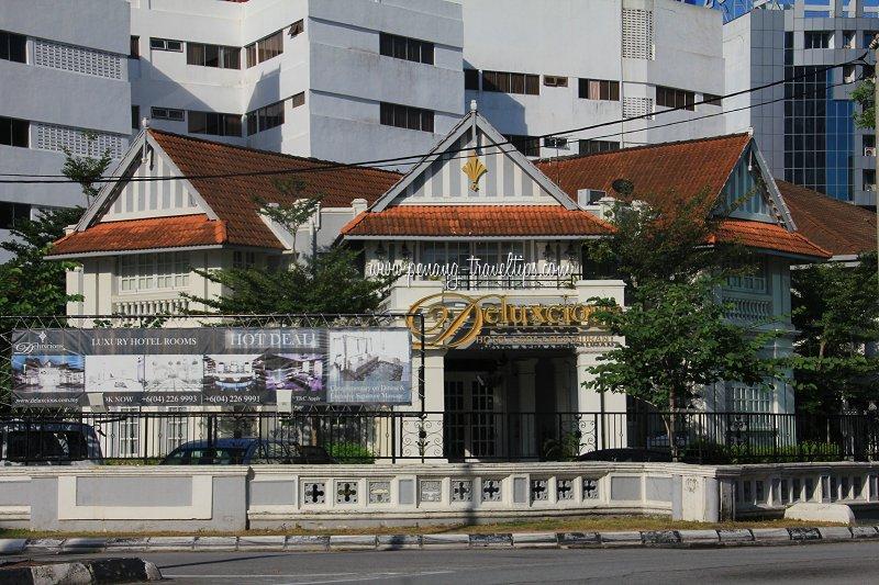 Deluxcious Hotel, Spa & Restaurant