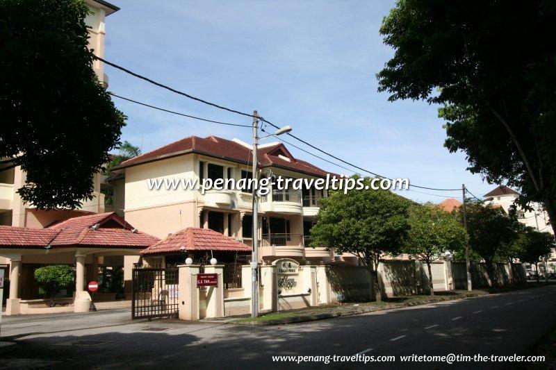 Desa Bunga Apartment, Peirce Road