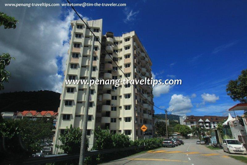 Desa Pinang Apartment, Bukit Gelugor