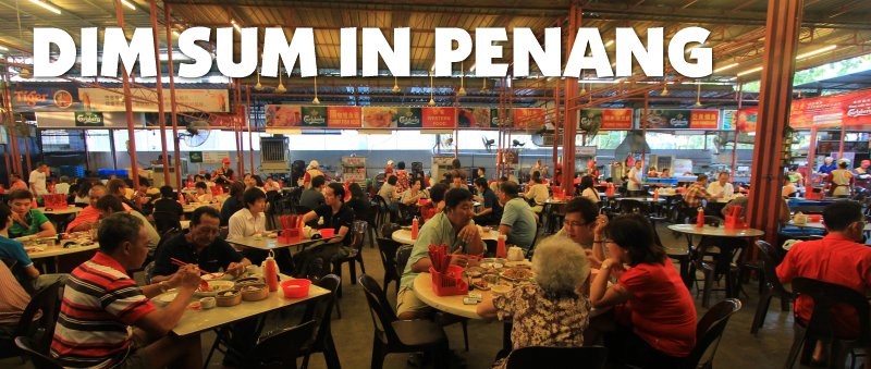Dim Sum in Penang