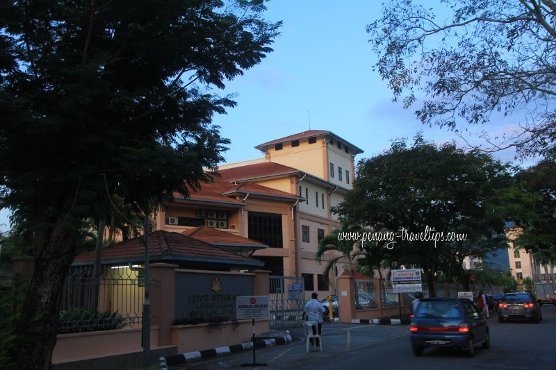 Drive Through Pharmacy, Penang Hospital