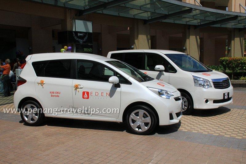 Eden Handy Cabs